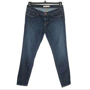 J Brand Mid Rise Straight Leg Denim Jeans Size 29